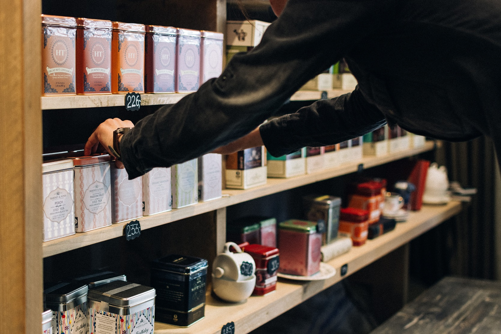 Grandes rebajas para pequeños negocios